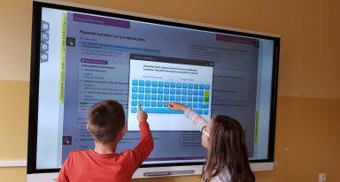 Długołęka - Świerkla, interaktywne tablice