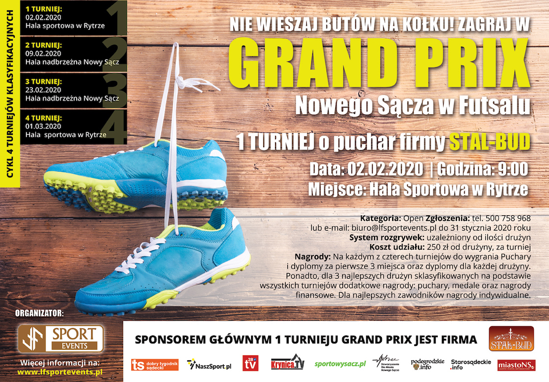 Grand Prix w Futsalu
