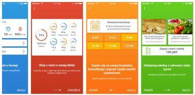 aplikacja asystent zdrowia
