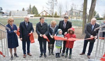otwarcie przedszkola i żłobka w Brzeznej