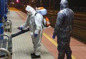 OSP Brzezna zamierza walczyć z koronawirusem