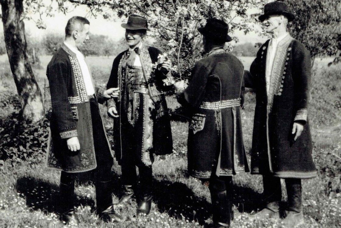 Najpiękniejsze Dni Podegrodzie - 1961