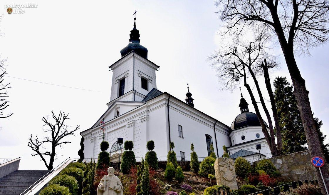 Parafia Podegrodzie - kościół św. Jakuba