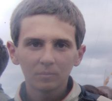 Zaginął Krzysztof Kobylański
