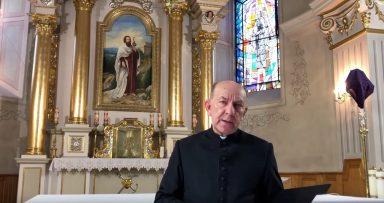 Życzenia kapłanów z parafii Podegrodzie