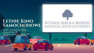 Nowy Sącz - letnie kino samochodowe