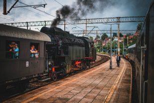 pociąg retro - nowy sącz - chabówka
