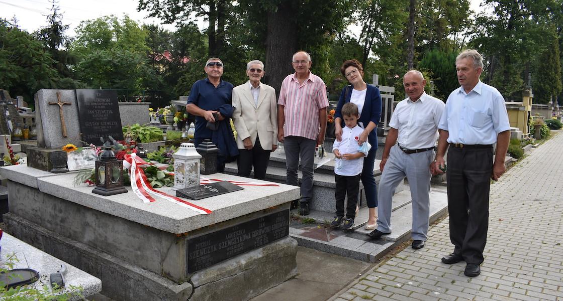 Mieszkańcy gminy Podegrodzie upamiętnili 100 rocznicę wojny polsko-bolszewickiej