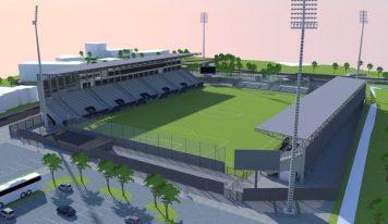 Nowy stadion Sandecji Nowy Sącz