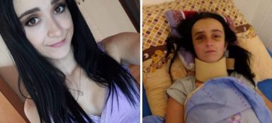 Zbiórka na rehabilitację Emilii z Podegrodzia
