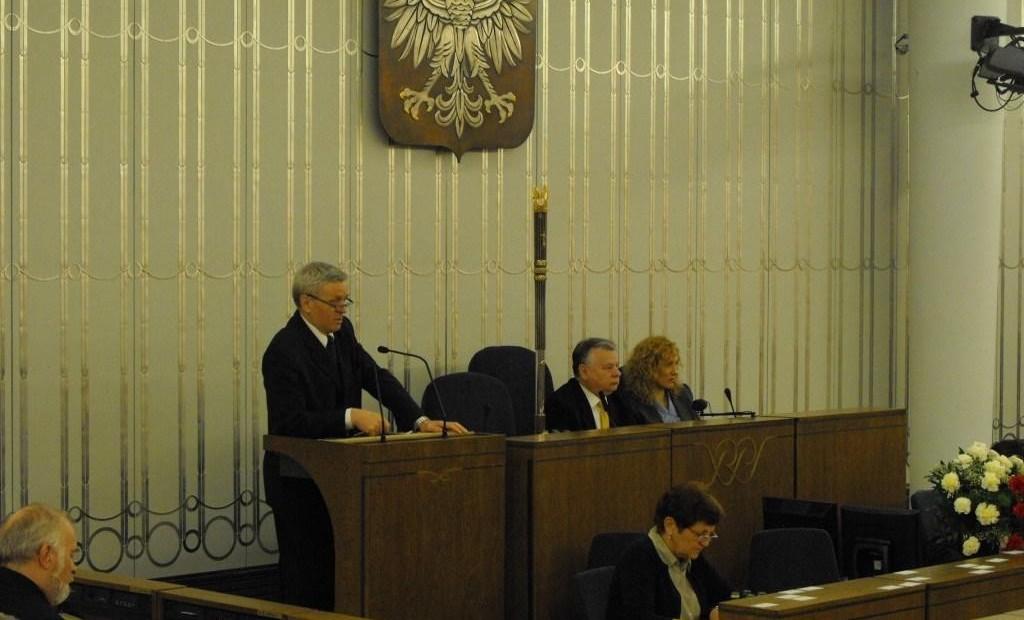 Zmarł Senator Stanisław Kogut