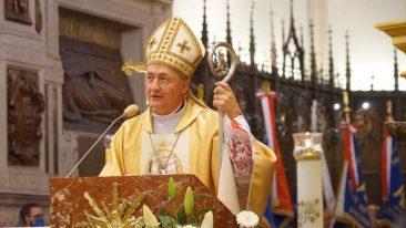 List pasterski Biskupa Tarnowskiegona I Niedzielę Adwentu 2020 roku