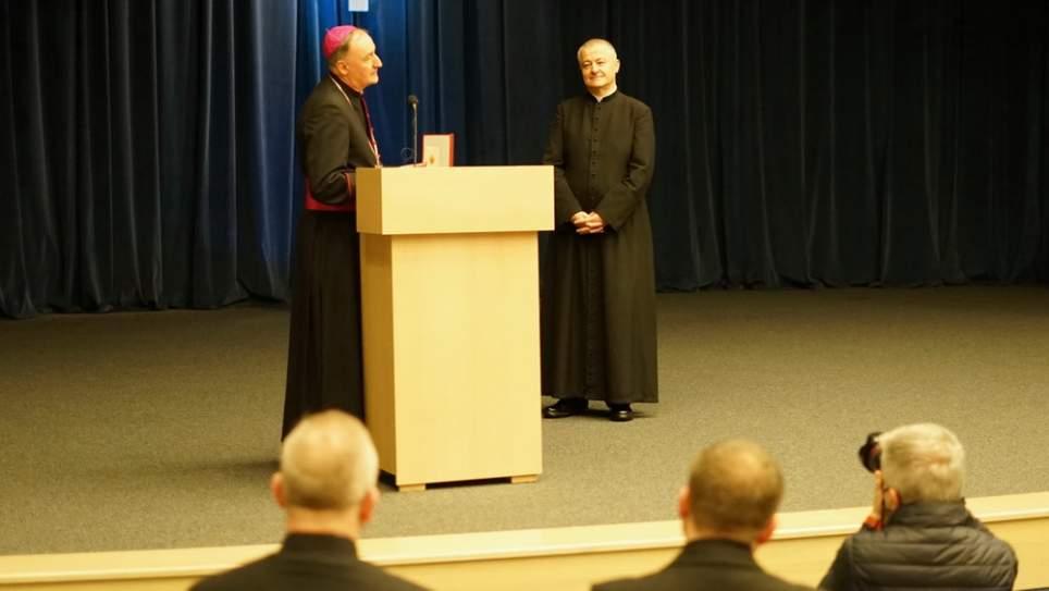 Ojciec Święty Franciszek mianował księdza prałata Artura Ważnego biskupem pomocniczym diecezji tarnowskiej,