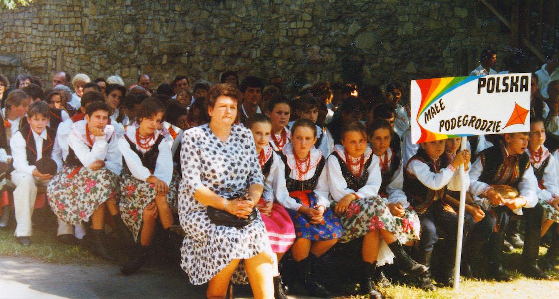 Małe Podegrodzie - Święto Dzieci Gór - wspomnienia