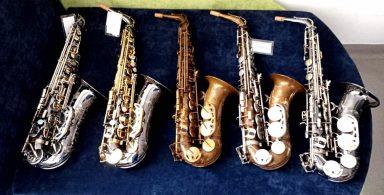 Sądeccy policjanci odzyskali skradzione saksofony