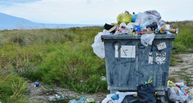 śmieci, odpady komunalne