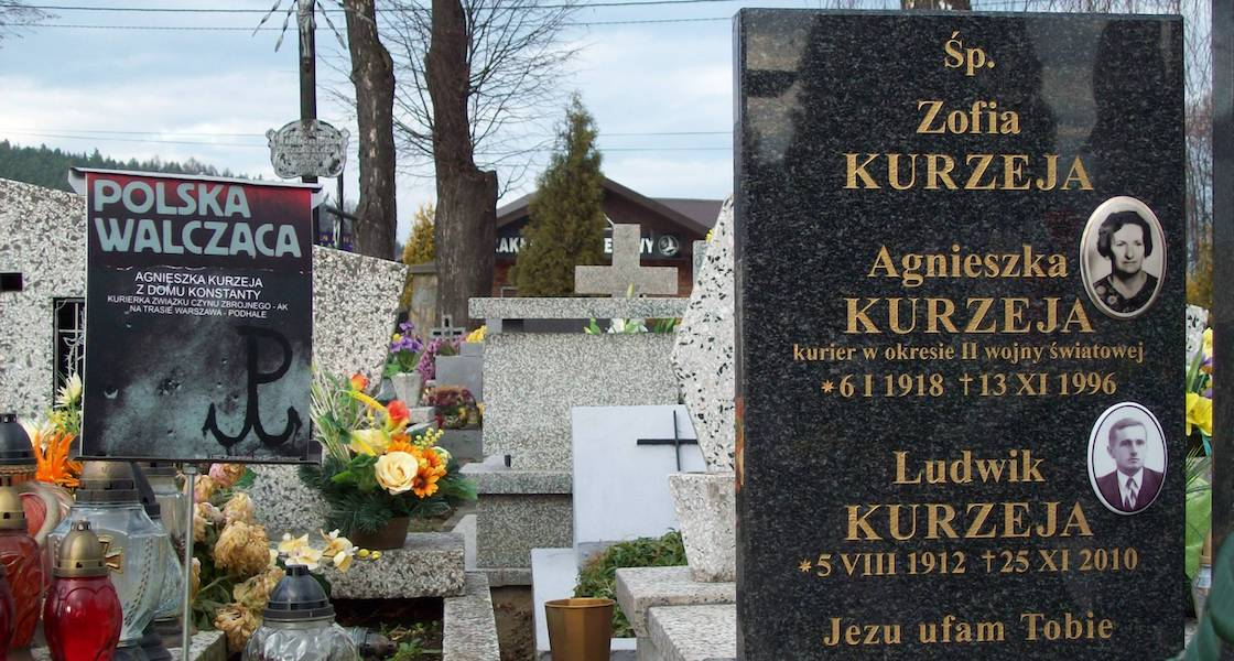 Agnieszka Kurzeja z domu Konstanty z Podegrodzia