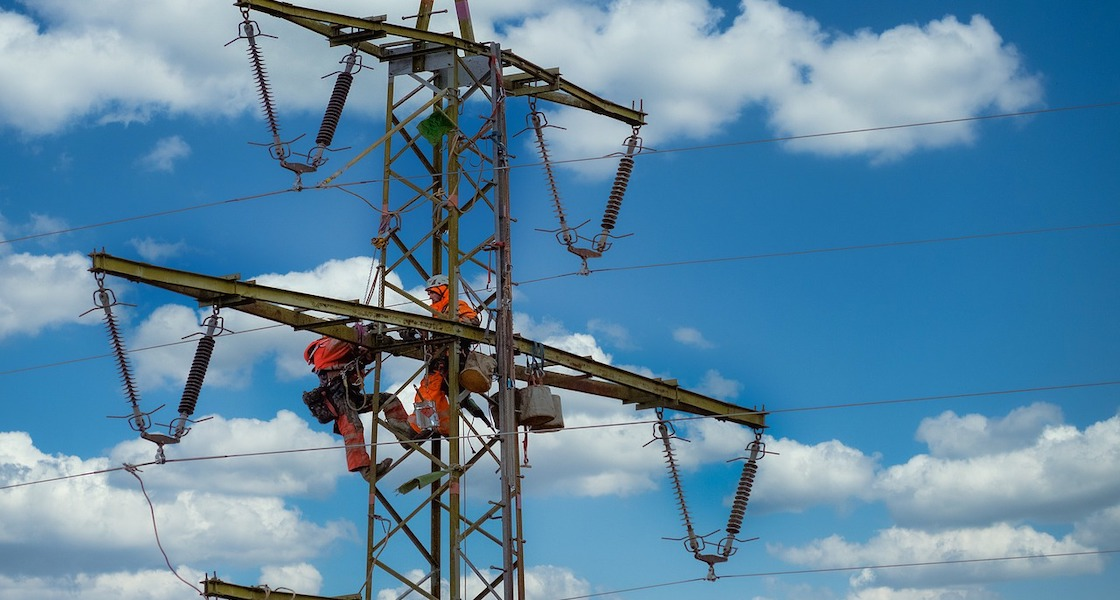 Gmina Podegrodzie - przerwy w dostawie prądu