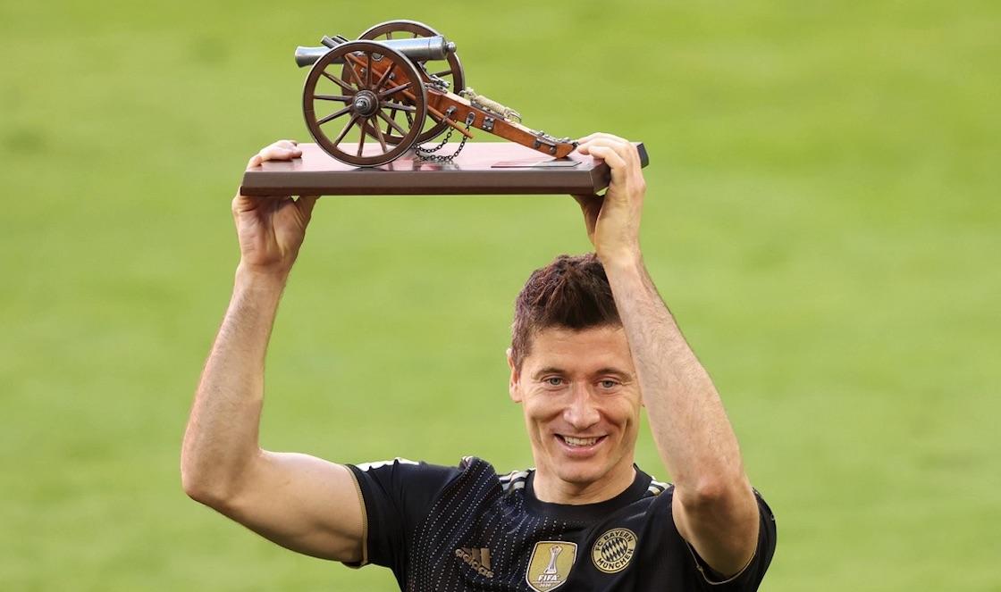 Lewandowski pobił rekord wszech czasów