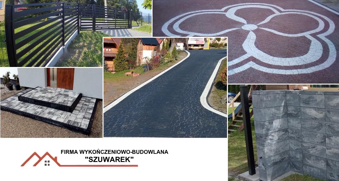 SZUWAREK - firma wykończeniowo-budowlana