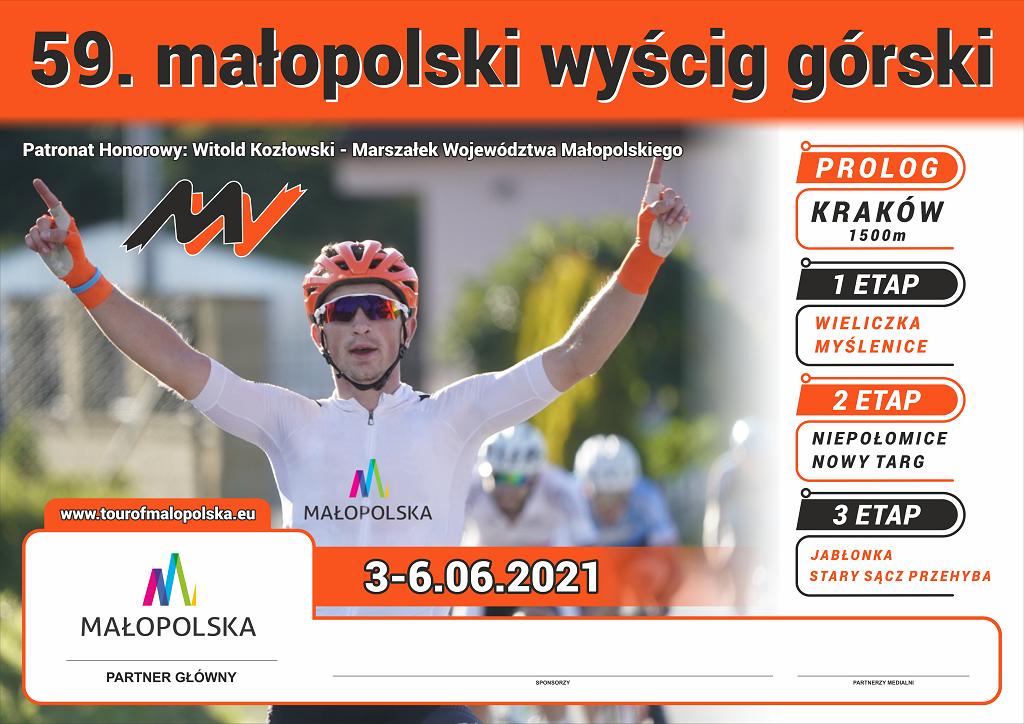 59. małopolski wyścig górski
