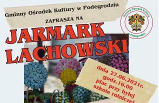 Jarmark Lachowski w Podegrodziu
