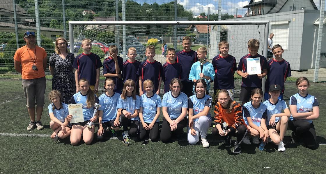 Mistrzostwa Gminy Podegrodzie w Piłce Nożnej – Igrzyska Dzieci