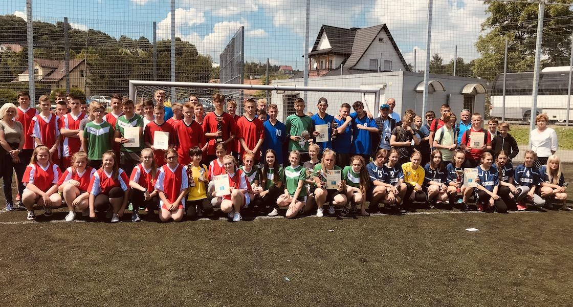 Mistrzostwa Gminy Podegrodzie w Piłce Nożnej – Igrzyska Młodzieży
