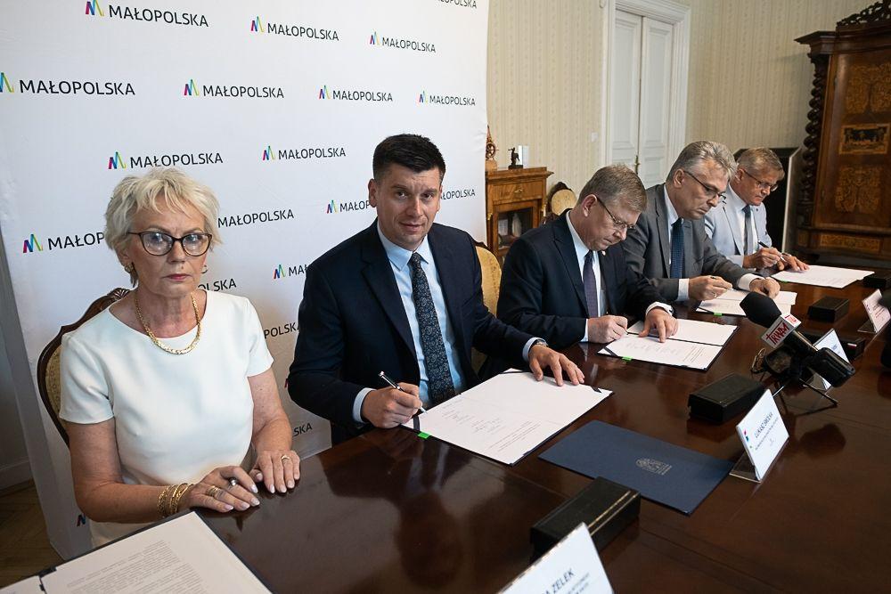 Małopolskie szpitale łączą siły